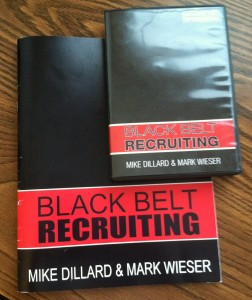 Black Belt Recruiting Free Download