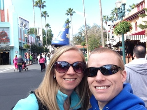 Jen & Me Disney Hollywood Studios