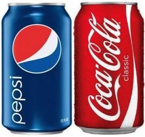 pepsi versus coke