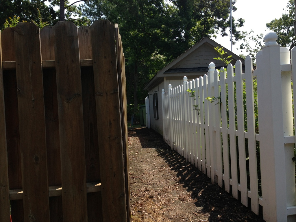 Backyard Alley
