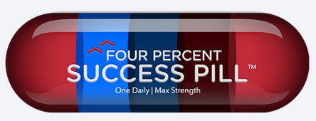 Four Percent Challenge Review Success Pill
